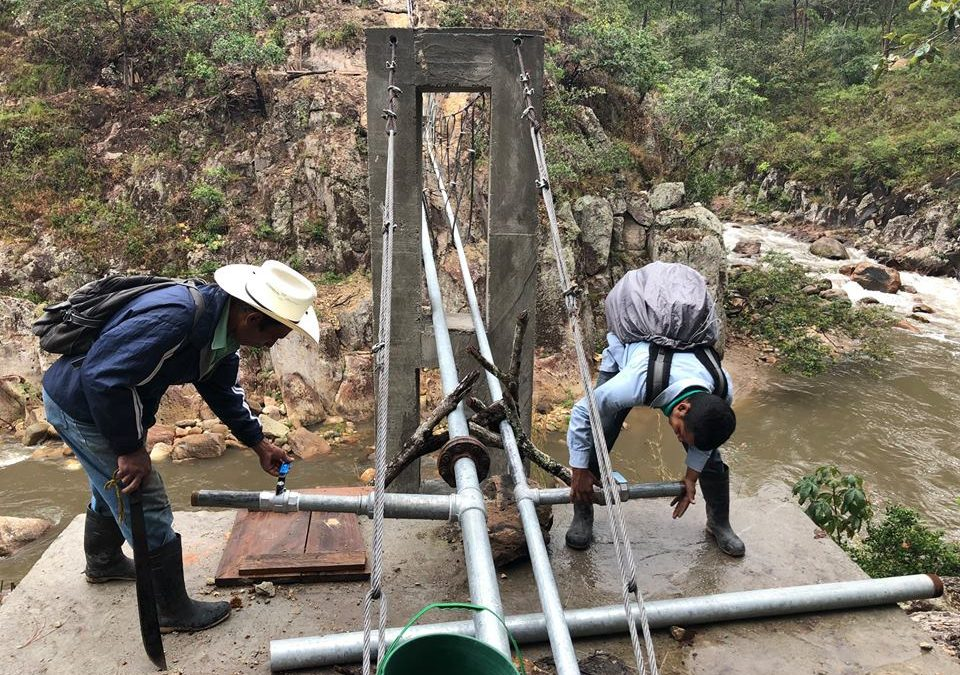 Bringing Safe Drinking Water to Rural Communities in Honduras