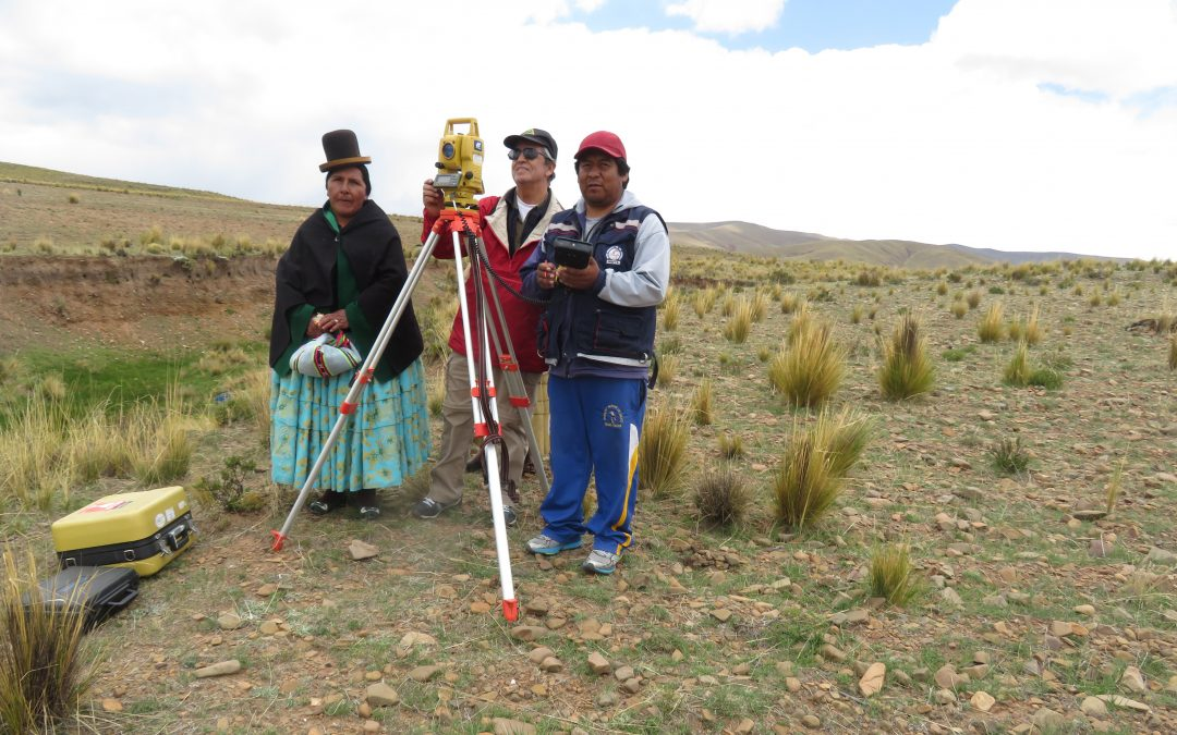 WEFTA Provides Training in Bolivia