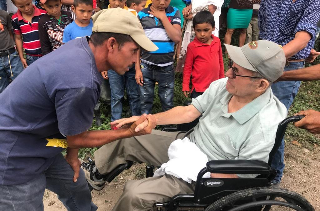 Hero's Welcome